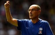 Chưa rời Chelsea, Maurizio Sarri đã được chào đón tại quê nhà