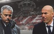 Lỡ cơ hội trở lại Real, Mourinho nói lời bất ngờ về Zidane