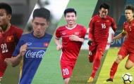Nếu vắng Đình Trọng, thầy Park sẽ sử dụng bộ 3 trung vệ nào ở U23 Việt Nam?