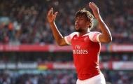 Sao Arsenal bị chỉ trích vì hành động phi thể thao