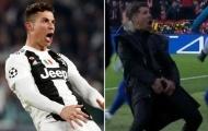 """""""Sếp lớn"""" Juventus nói điều bất ngờ về Ronaldo sau lễ bốc thăm Tứ kết"""