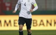 ĐT Đức triệu tập đội hình: 3 'cánh chim lạ' từ U21 góp mặt