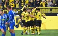 Dortmund có cú lội ngược dòng trong trận cầu đầy bàn thắng tại Berlin