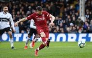 TRỰC TIẾP Fulham 1-2 Liverpool: Salah bỏ lỡ cơ hội bằng vàng (KẾT THÚC)