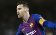 Đánh bại Betis, Messi sắp vượt mặt Ronaldo