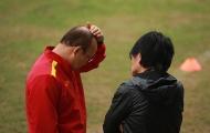 Thầy Park chia nửa buồn vui vì Tiến Linh và Đình Trọng