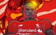 Những kỷ lục khó tin của Liverpool sau trận thắng Fulham: Mane Mane Mane!