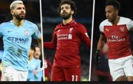 Aguero, Salah & cuộc đua giày vàng Premier League khốc liệt nhất