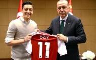 Bất ngờ: đám cưới của Ozil có thể đem đến xung đột cho hai quốc gia (P2)