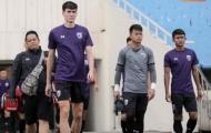 Marco Baldini - Người khổng lồ của U23 Thái Lan là ai?