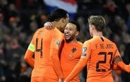 Vùi dập Belarus, Cơn lốc màu da cam gửi lời tuyên chiến đến đội tuyển Đức