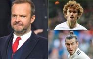 Chỉ 1 điều kiện xảy ra, Man Utd nổ 'bom tấn kép' Griezmann-Bale