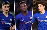 Hudson-Odoi, Ampadu và 6 ngôi sao tuổi teen đình đám nhất của Chelsea