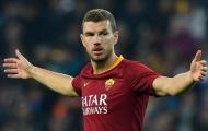 Lộ lí do khiến Edin Dzeko phải rời AS Roma trong mùa hè này