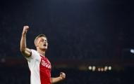 Vì Liverpool, Van Dijk hóa 'Agent' lôi kéo De Ligt
