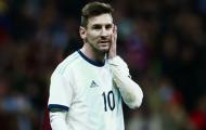 Xin lỗi, nhưng đội hình Argentina không xứng đá cạnh Messi!