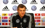 Kroos tiết lộ vẫn chưa nuốt trôi thất bại trước Hà Lan vào năm ngoái