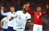 Từ kẻ đáng ghét cho đến người hùng Wembley - Sterling đã dẹp tan mọi lời chỉ trích