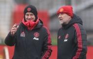 Nóng! Trợ lý Solskjaer nói lời khiến Man Utd lo lắng