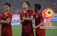 16 đội tuyển tham dự VCK U23 châu Á: U23 Việt Nam xếp hạt giống số 1