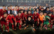 4 thống kê đáng nể của U23 Việt Nam: Xứng danh nhà vua Đông Nam Á