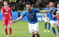 Tỏa sáng trước Liechtenstein, cựu sao Juventus đi vào lịch sử Azzurri