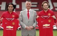 Van Gaal: 'Đó là lý do tôi nói Man Utd chỉ nên mượn cậu ấy'
