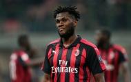 """""""Làm loạn"""" tại AC Milan, mục tiêu của Arsenal chính thức nhận án phạt"""