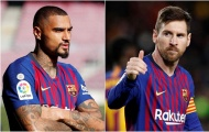 Hé lộ đội hình Barca đấu Espanyol: Messi trở lại, Boateng thay Suarez