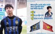 Vì Công Phượng, Incheon United 'chơi lớn' với CĐV Việt Nam