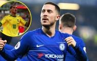 Thương vụ Hazard được 'hâm nóng' từ huyền thoại Brazil