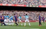 CĐV Barca trầm trồ: Messi đã tạo nên định nghĩa sút phạt mới!