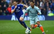 Để Hazard dự bị, Sarri suýt ngậm trái đắng trước tân binh Cardiff