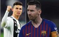 Nhìn Messi toả sáng, liệu Barca có sợ rơi vào 'vết xe đổ' của Real?