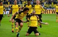 Thắng 2-0, Dortmund sở hữu nhiều kỷ lục khủng trước Wolfsburg
