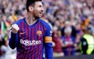 Còn ai nói Messi không vĩ đại ở Barcelona?