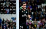 Fan Real 'dở khóc dở cười' với quyết định này của Zidane