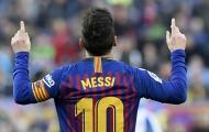 Huyền thoại Real bất ngờ lên tiếng ca ngợi Messi