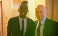 Tiết lộ: Pogba nói với Zidane 1 câu về khả năng gia nhập Real