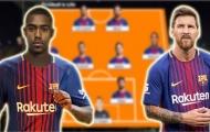 Đội hình dự kiến Barca đấu Villarreal: Vidal trở lại, 'tam tấu' Nam Mỹ