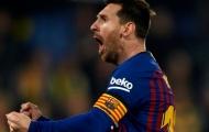 Barca nhận tin vui trước thềm cuộc đối đầu với Atletico