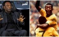 Vua bóng đá Pele nhập viện ở tuổi 78