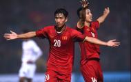 Điểm tin bóng đá Việt Nam tối 05/04: ĐT Việt Nam nhận hung tin, Mạc Hồng Quân toả sáng