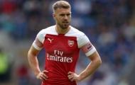 Huyền thoại Arsenal lo lắng cho tương lai không có Ramsey