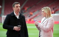 Neville: 'Kẻ ngáng đường Man City không phải Man Utd, mà là...'