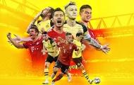 Vấn nạn chấn thương trước trận SKĐ Đức: Bayern hả hê, Dortmund méo mặt