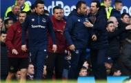 Arsenal thua trận, Emery sôi máu 'hỏi thăm' đồng nghiệp bên kia chiến tuyến