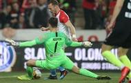 Báo CH Czech ca ngợi tài năng của thủ môn gốc Việt Filip Nguyễn