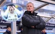 HLV Incheon dùng 3 từ để nói về Công Phượng sau thất bại trước Jeonbuk