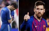 Messi phá vỡ kỷ lục khác ở La Liga - vượt qua huyền thoại Real Madrid